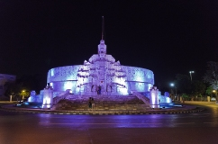 Merida, Mexico: Monument to the Fatherland
