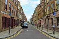 London, England: Whitechapel