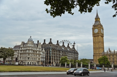 London, England: Big Ben
