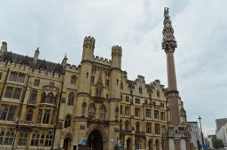 London, England: Near Westminster Abbey