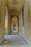 Paris, France: The Louvre