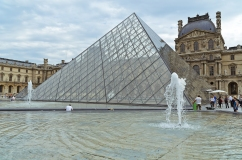 Paris, France: The Louvre