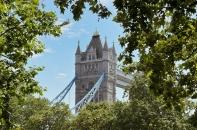London, England: Tower Bridge