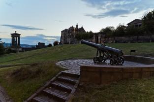 Edinburgh, Scotland: Calton Hill