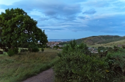 Edinburgh, Scotland: Calton Hill