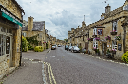 Cotswolds, England: Burford