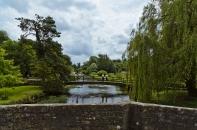 Cotswolds, England: Bibury