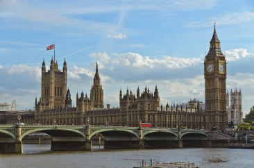 London, England: Big Ben, Parliament