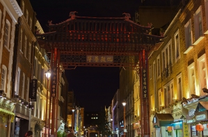 London, England: Chinatown