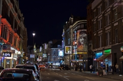 London, England: Theater District