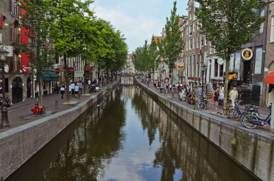 Amsterdam, The Netherlands: Red Light District