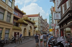 Amsterdam, The Netherlands: Chinatown