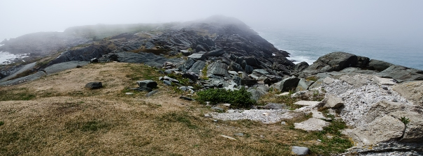 Cape Forchu, Nova Scotia, Canada