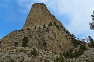 Devils Tower, Wyoming - September, 2017