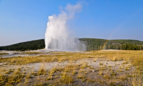 Old Faithful - Yellowstone National Park - August, 2017