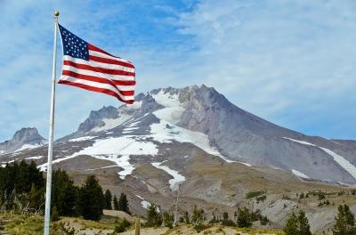 Mount Hood, Oregon - August, 2017