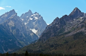 Grand Teton National Park - August, 2017