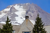 Timberline Lodge, Mount Hood, Oregon - August, 2017