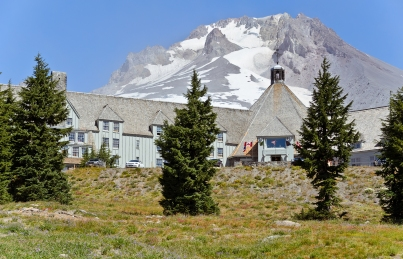 Timberline Lodge, Mount Hood, Oregon - August, 2017