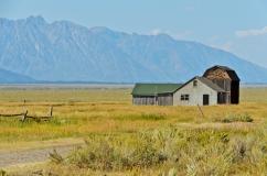 Mormon Row: Thomas Murphy Barn