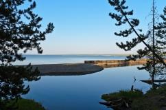 Yellowstone Lake: West Thumb