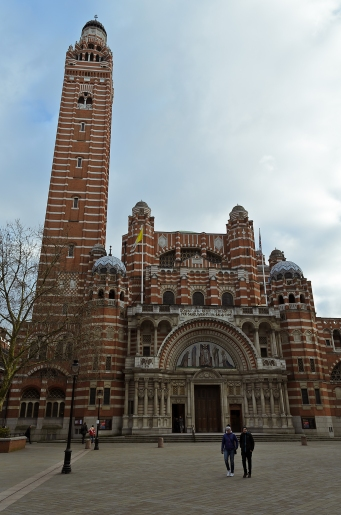 London, England: Westminster Cathedral