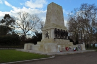 London, England: Guards Division Memorial