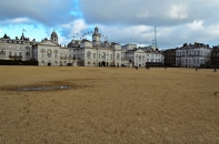 London, England: Horse Guards Parade