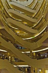 San Francisco, California: Westfield Mall