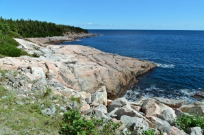 On the Cabot Trail in Cape Breton, Canada