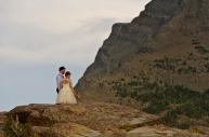 Sun Point: I stumbled onto a wedding photo shoot.