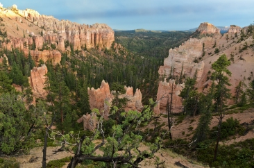 Bryce Canyon National Park, Utah - August, 2018
