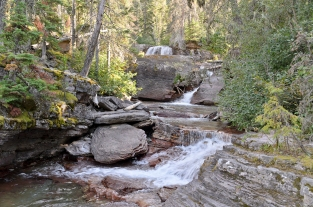 Three Falls Trail