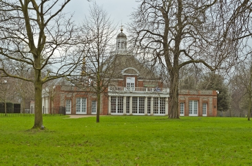 Hyde Park - London, England: Serpentine Gallery