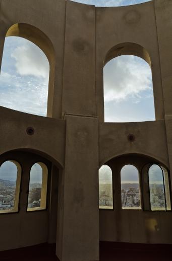 San Francisco: Coit Tower Interior
