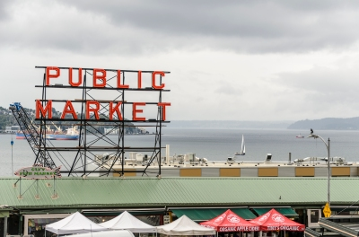 Downtown: Pike Place Market