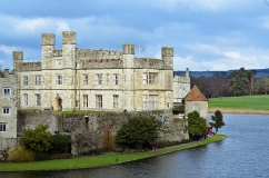 Kent, England: Leeds Castle