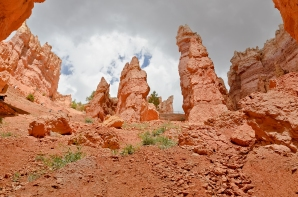 Navajo Loop Trail (Wall Street Portion)