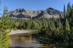 Running Eagles Falls Trail