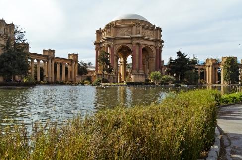 San Francisco: The Palace of Fine Arts