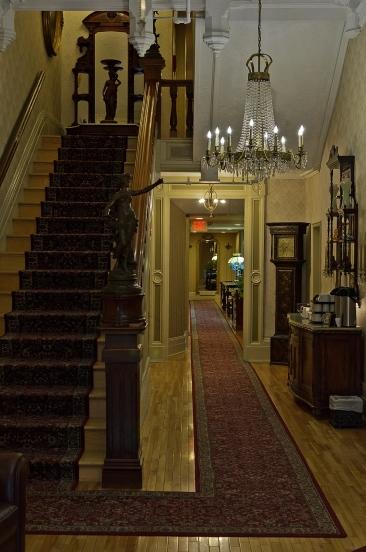 Our hotel. Halifax, Nova Scotia, Canada