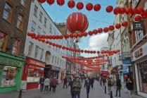 London, England: Chinatown