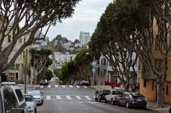 San Francisco, California - October, 2014