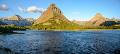 Many Glacier: Swiftcurrent Lake