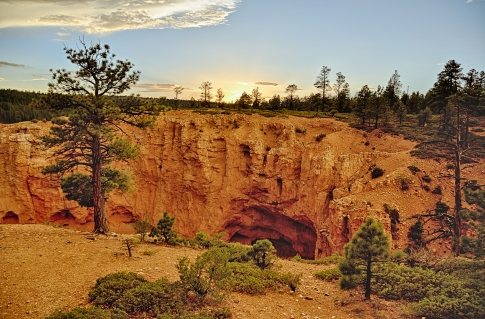 Bryce Canyon - True HDR