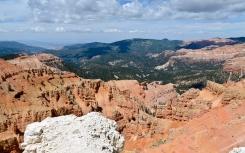 Cedar Breaks National Monument, Utah - August, 2018