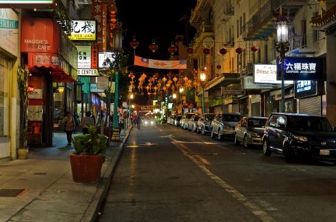 San Francisco, California: Chinatown